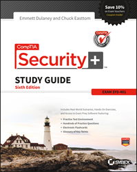 Sybex, CompTIA Security+ Study Guide: SY0-401, 6th Edition