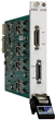 "High Density, ""smart"" PXI Express Multi-Channel Dynamic Signal Analyzer (DSA) from VTI Instruments"