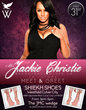 Jackie Christie to Meet With Fans, Promote Signature Shoe Collection...
