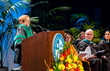Dr. Jennifer Arnold Delivers Heartfelt, Inspirational Commencement...