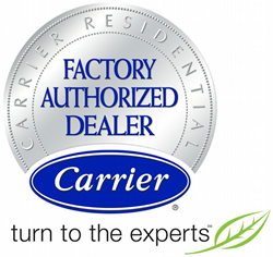 carrier heating and cooling designation for elite dealer status