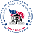 Blinds.com supports Homes for Our Troops