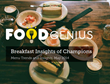 Breakfast Now Available at 49% of Restaurant Locations Nationwide