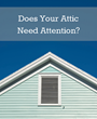 Clean Crawls Tells Homeowners Why They Need Better Attic Ventilation...