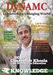 DyNAMC for a Changing World Magazine May 2014 Issue 4 Features UCSD Chancellor Pradeep Khosla