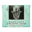 Ancient Clay Soap Good Luck