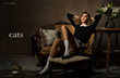 Model Paula Mulazzani for Joseph Chen's Girls and Cats for Spirit and Flesh Magazine