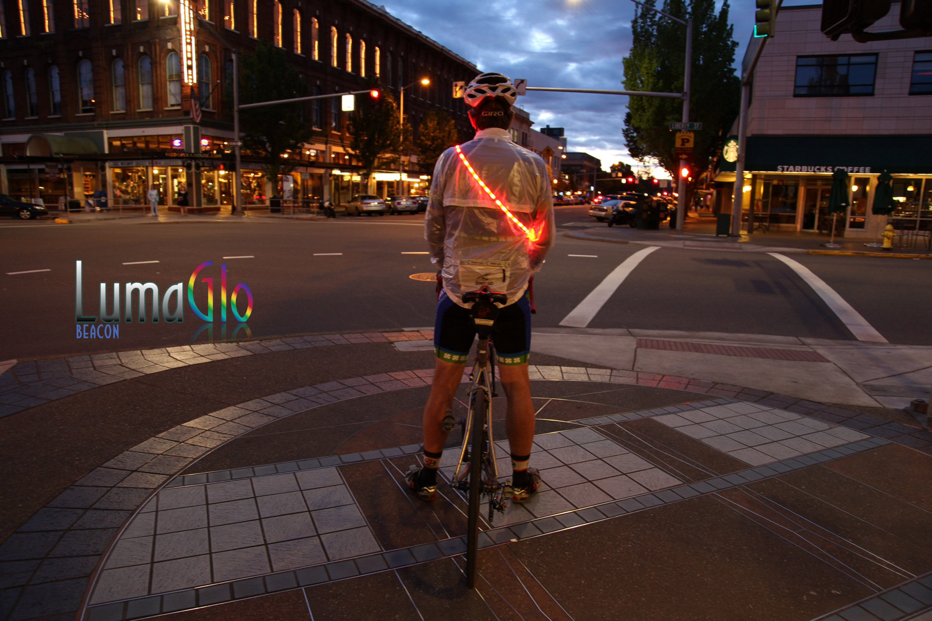 Wearable Bike Lights Wearable Brake Lights