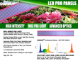 led plant grow lights, led plant grow light, led grow lights for indoor plants, led plant lights
