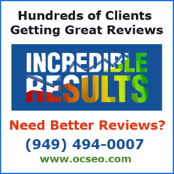 orange county seo reviews program