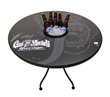 Gas Monkey Garage Signed MagneticSkins Bucket Table