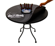 MagneticSkins Gas Monkey Garage Signed Bucket Table