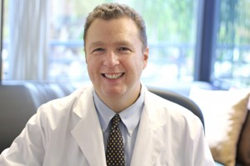 San Diego ophthalmologist Dr. Michael Tracy