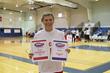 Activz whole-food nutrition, Frank Davis, MVP, Masters Basketball