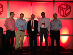 Prophix Innovation Customer Award Winners at User Conference 2014