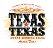Sanderson Specialty Foods Debuts New Packaging for Its Texas-Texas Salsa Brand