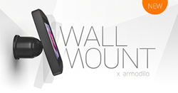 Armodilo(rt) Wall Mount - Tablet Enclosure