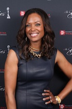Aisha Tyler, 2014 Gracie Awards Gala Host