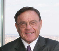 Bucknell alumnus and Trustee Emeritus Bill Graham '62