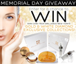Brilliance New York gold skin care featured in Memorial Day Giveaway