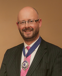 Bournemouth & District Law Society President Simon Steele-Williams of Coles Miller Solicitors LLP
