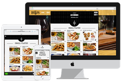 DishGo Restaurant Website