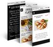 restaurant mobile website iphone