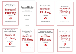 secrets of flirting with men review