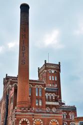 Schmidt Brewery in St. Paul, MN