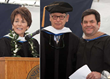 Luminaries John Pritzker, Bernard Osher, and Anna Eshoo at Menlo...