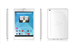 Apollo Brands All-New, Trio AXS 4G, Quad Core Tablet with Google Play...