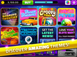 The FREE slot machine taking you through time!