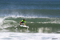 Big waves have drawn surfers to The Outer Banks this week! Mickey McCarthy photo
