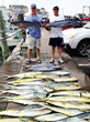 A recent fishing blitz on the OBX will likely extend into Memorial Day Weekend - Aaron Tuell photo