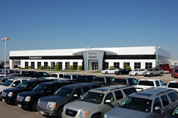Transwest Buick GMC Isuzu Building Photo