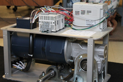 Inclind Platform Lift power unit
