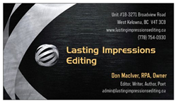 COMMUNICATIONS: Professional Writing, Editing and Proofreading Service ...