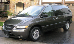 Chrysler Town and Country Parts