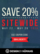 Design By Humans Announces 20% Off Memorial Day Sale