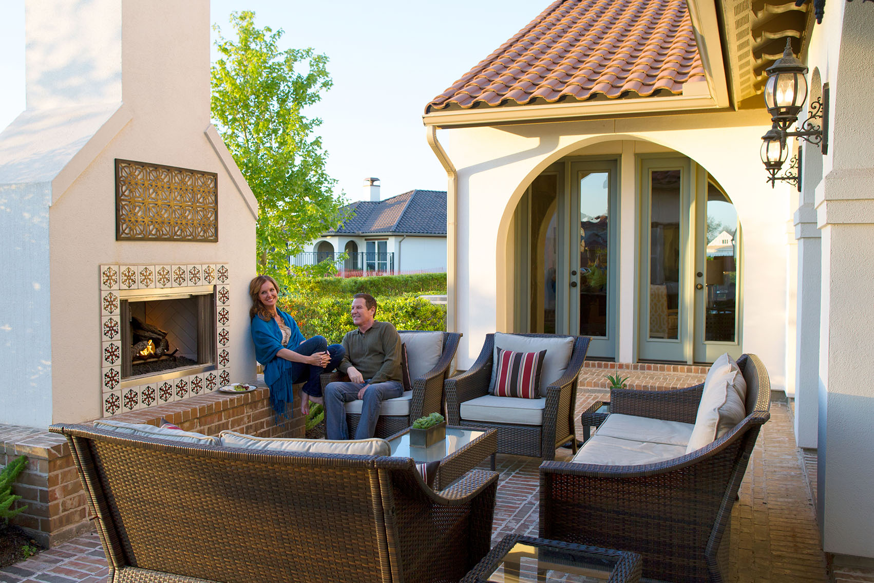 The Home Builder Offers Signature Patio Style Living In Communities Across  The Greater Houston Area.