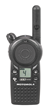 The Motorola CLS Series two-way radios are compact, lightweight, and compatible with a variety of accessories.