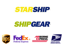 Integrated Shipping Software