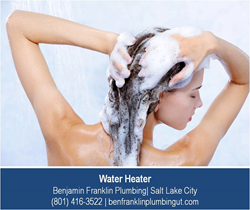 Water Heater Salt Lake City - Benjamin Franklin Plumbing