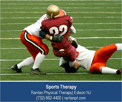 Edison NJ Sports Therapy - Raritan Physical Therapy