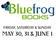 Blue Frog Books in Howell, MI Slates a Weekend Full of Events for Its...