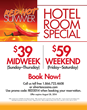 Silverton Casino Hotel Summer Room Rates