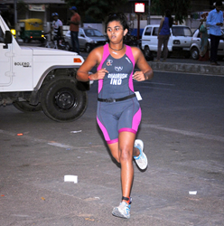 The Swiftwick Socks sponsored Gujarat Triathlon was the largest triathlon in India to date.