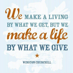 Philanthropy Quote