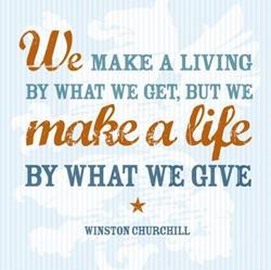 Philanthropy Quote