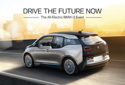 BMW of Reading i3 All Electric Event